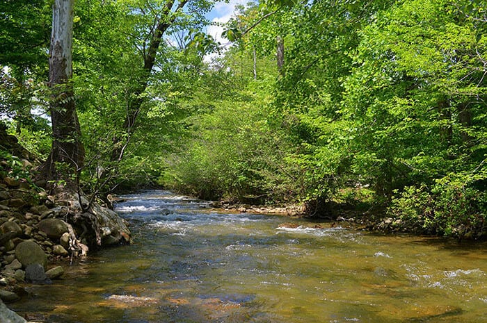Hughes River