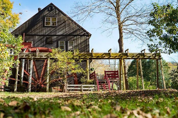 Osceola Mill